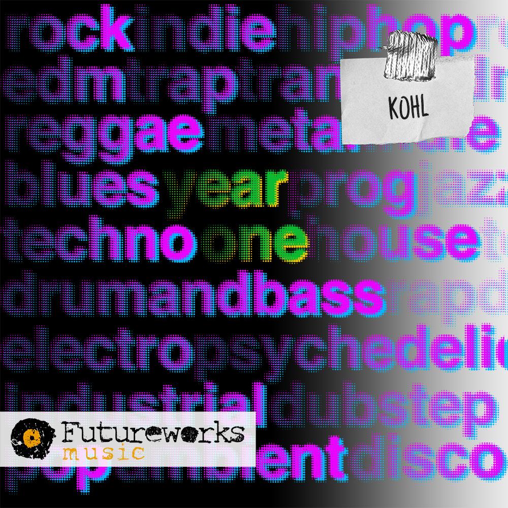 album cover Kohl