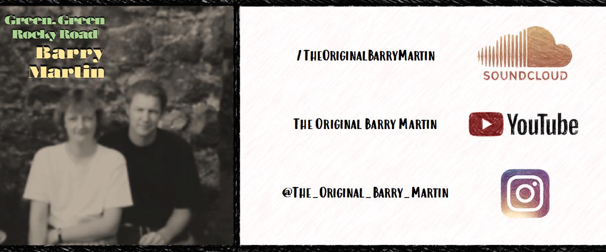 The original Barry Martin